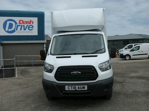 Ford Transit 350 L4 One Stop Luton c/w Taillift 130PS