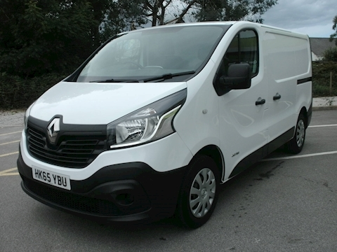 Renault Trafic SL29 Business DCi 115PS