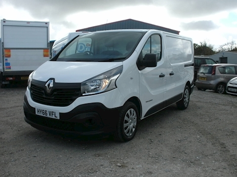 Renault Trafic SL27 Business Energy DCI 120PS