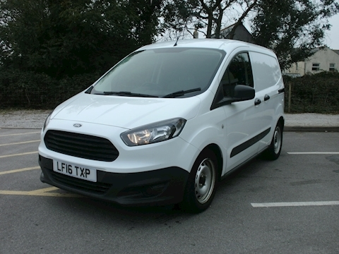 Ford Courier Base 1.5TDCi