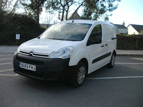 Citroen Berlingo 625 'Enterprise' 1.6HDi 75PS