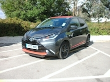 Toyota Aygo Aygo VVT-i  X-press 1.0 Petrol 5 Door - Thumb 0