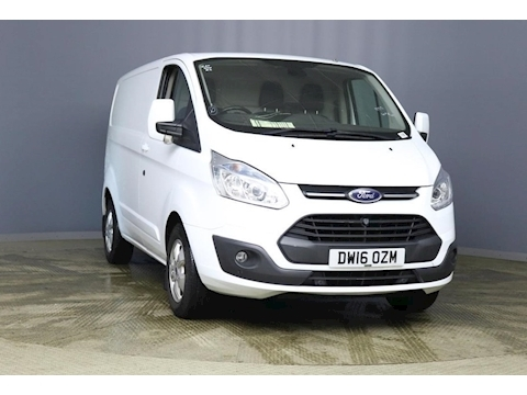 Ford Custom 270 'Limited' 2.2TDCi 125PS