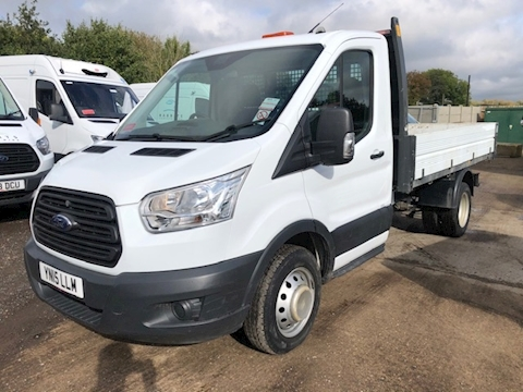 Ford Transit 350 L2 'One Stop' Tipper 125PS