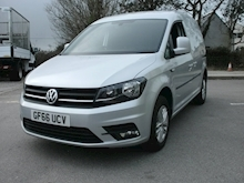 Volkswagen Caddy C20 Highline 2.0TDI 102PS - Thumb 0