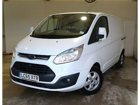 Ford Custom 290 Limited 2.2TDCI 125PS