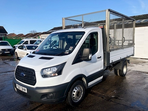 Ford Transit 350 L2 'One Stop' Tipper 130PS