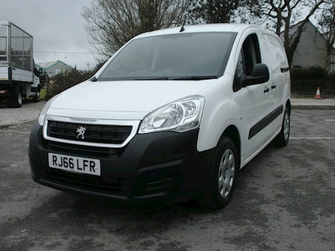 Peugeot Partner 850 Professional 1.6HDI 100PS