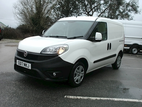 Fiat Doblo SX 1.3 Multijet 95PS