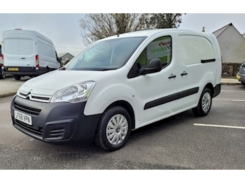 Citroen Berlingo L2 750 X Crewvan 1.6HDI 100PS