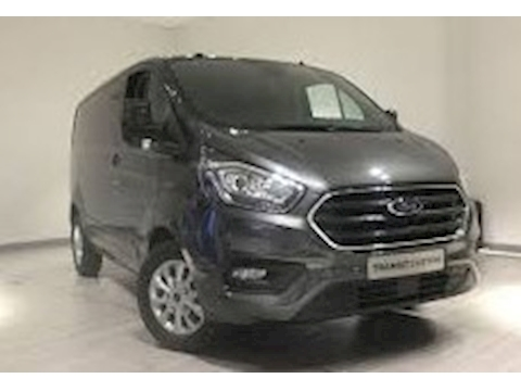 Ford Custom 280S 'Limited' 2.0TDCI 130PS Auto