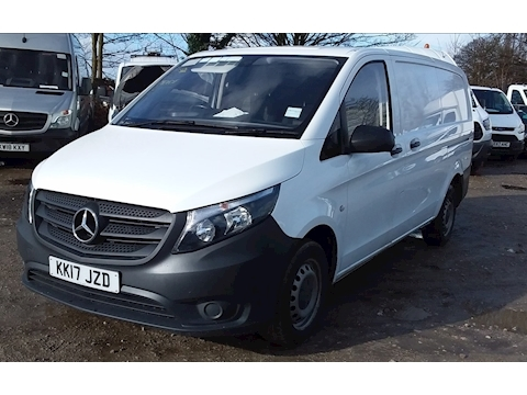 Mercedes-Benz Vito Long 111 CDI