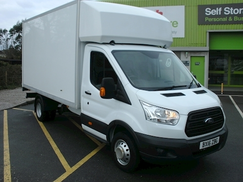 Ford Transit 350EF 'One Stop' Luton c/w Taillift