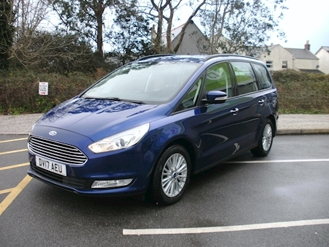Ford Galaxy Zetec 2.0TDCi 150PS