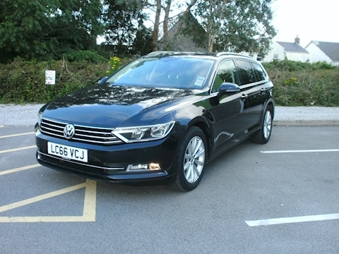 Volkswagen Passat SE Business 2.0TDI Bluemotion Technology