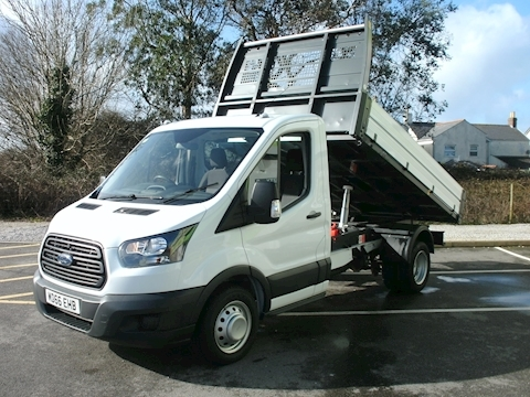 Ford Transit 350 L2 'One Stop Shop' Tipper