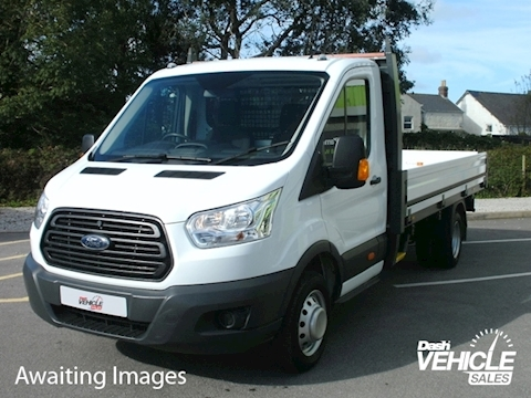 Ford Transit 350 L4 'One Stop Shop' Dropside