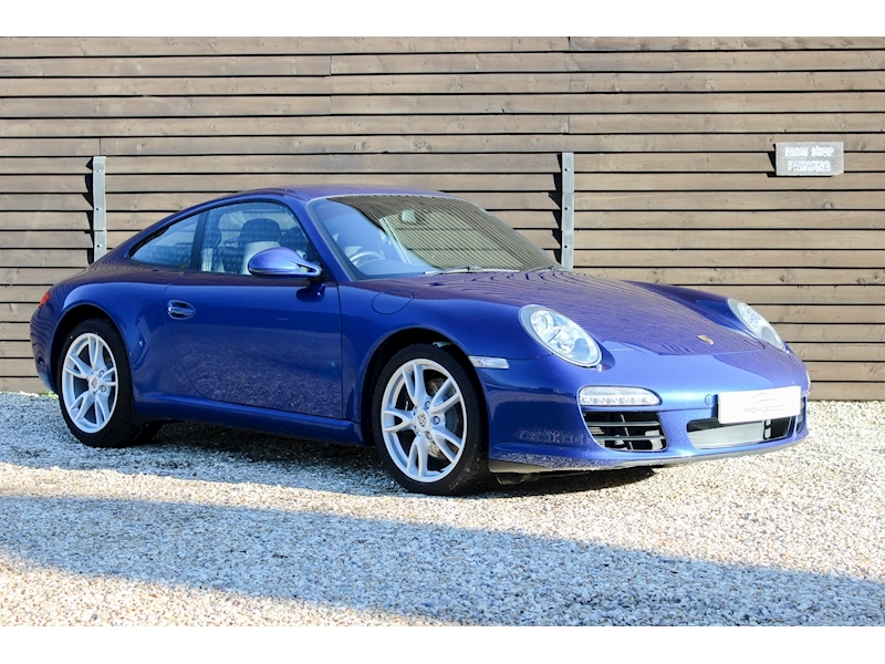 (60) 2009 Porsche 997.2 Carrera C2 Manual