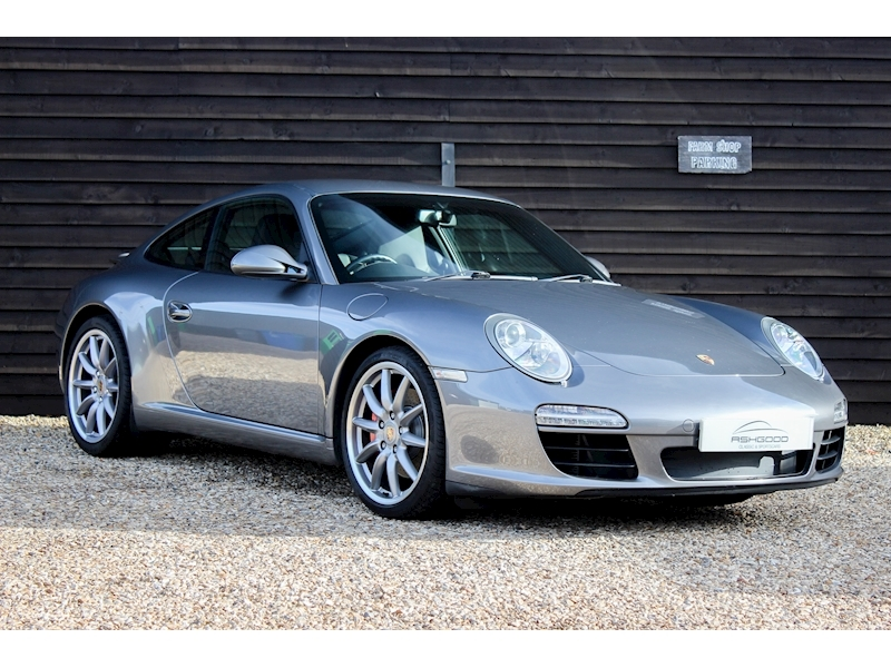 (37) 2009 Porsche 997.2 Carrera 3.8 S Manual