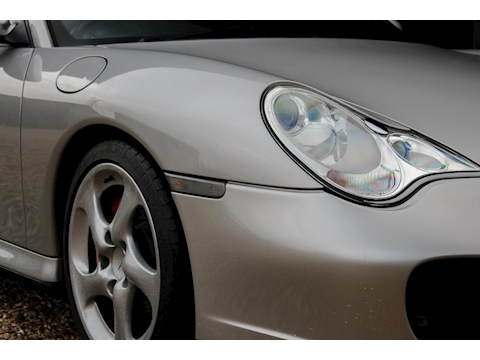 (33) 2000 Porsche 996 Turbo Coupe Manual
