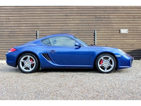 (DUE IN) 2009 Porsche 987.2 Cayman 3.4 S PDK