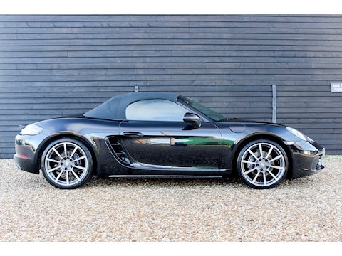 (DUE IN) 2016 Porsche 718 Boxster PDK