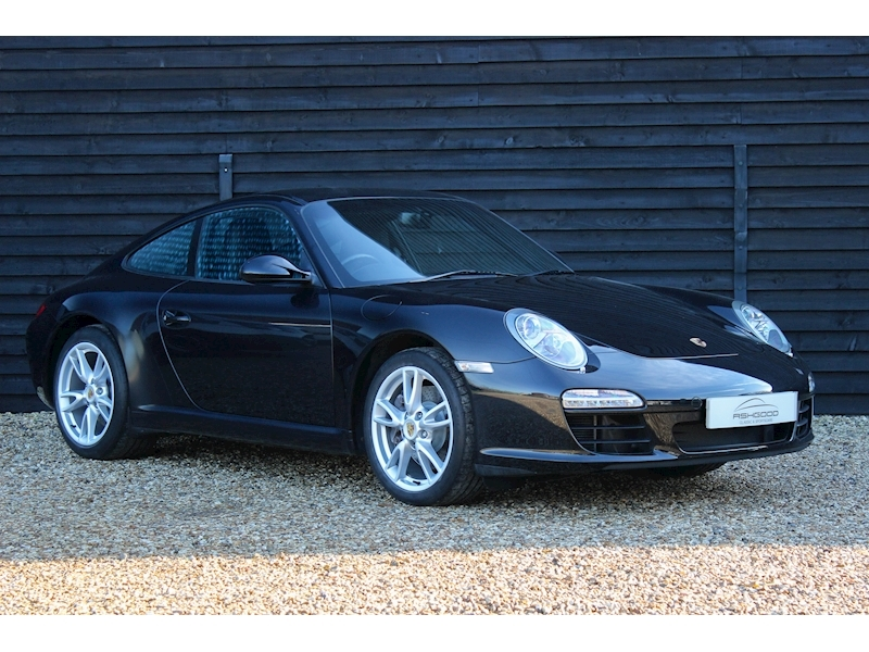 (IN PREP) 2009 Porsche 997.2 Carrera 2 PDK