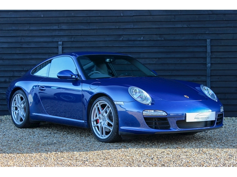 (18) 2009 Porsche 997.2 Carrera 3.8 C2S Manual