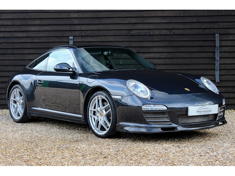 (5) 2008 Porsche 997.2 Targa 4 Manual