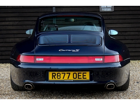 (36) Porsche 993 Carrera C2 S Manual