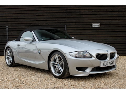 Z Series Z4 M Roadster Convertible 3.2 Manual Petrol