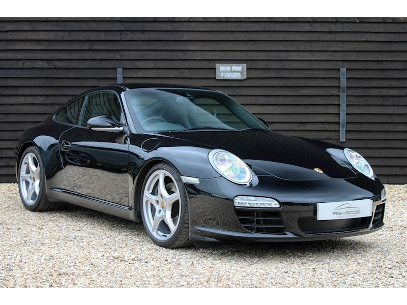 (50) 2009 Porsche 997.2 Carrera C2 Manual