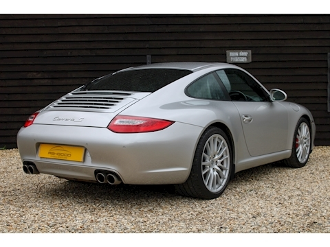 (49) 2008 Porsche 997.2 Carrera 3.8 Manual