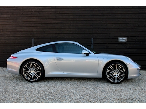 (70) 2014 Porsche 991 Carrera Coupe PDK