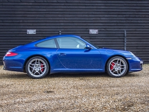 ( IN PREP  ) 2008 Porsche 997.2 Carrera 3.8 S Manual