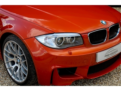 (35) 2011 BMW 1 M Coupe