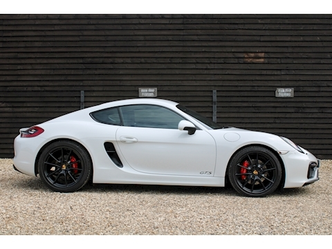 (3)Cayman Gts 3.4 2dr Coupe Manual Petrol