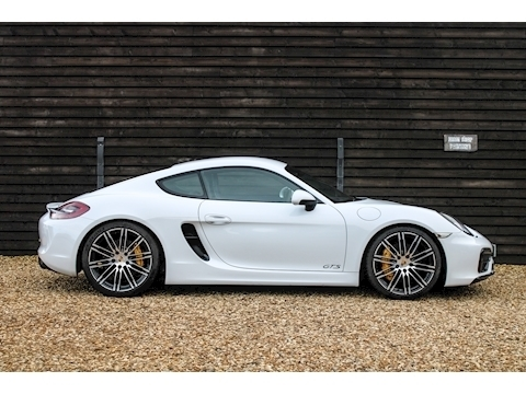 (DUE IN) 2014 Porsche Cayman GTS Manual