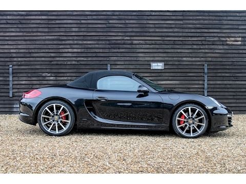 (DUE IN) 2013 Porsche 981 Boxster 3.4 S PDK