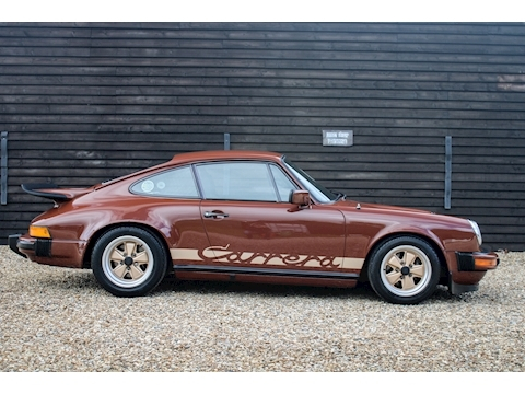 (77) 1975 Porsche Carrera Coupe 2.7 Mfi