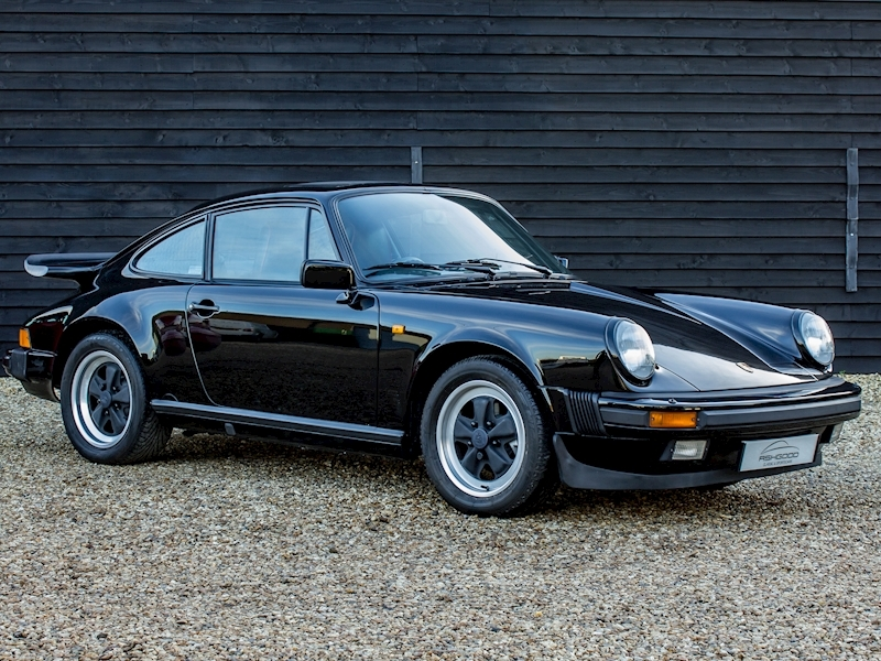 (59) 1988 Porsche Carrera 3.2 Sport G50 - Manual