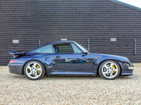 (38) 1998 Porsche 993 Turbo S - 1 of 23