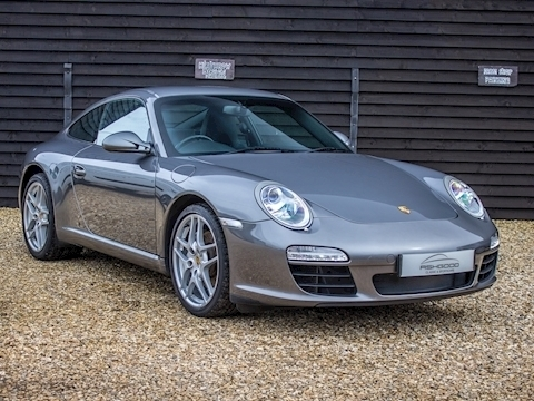 (41) 2008 Porsche 997.2 Carrera Coupe Manual
