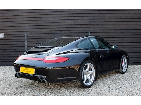 (19) 2010 Porsche 997.2 Carrera C4S Manual