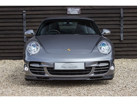 (56) 2010 Porsche 997.2 Turbo PDK