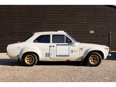 1972 Ford Escort RS1600