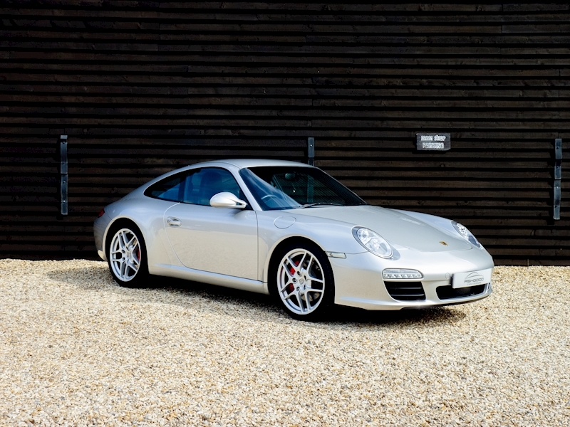 (15) 2010 Porsche 997.2 Carrera 3.8 S Manual