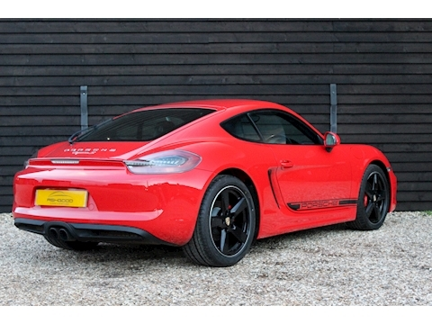 (8) 2014 Porsche 981 Cayman 3.4 S Manual