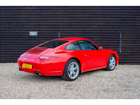 (39) 2008 Porsche 997.2 Carrera C2 Manual