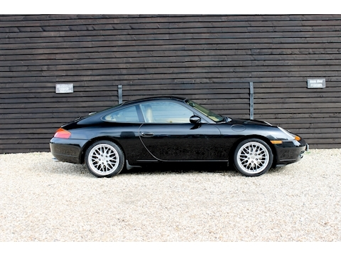 (14) 1998 Porsche Carrera 996 Tip Coupe